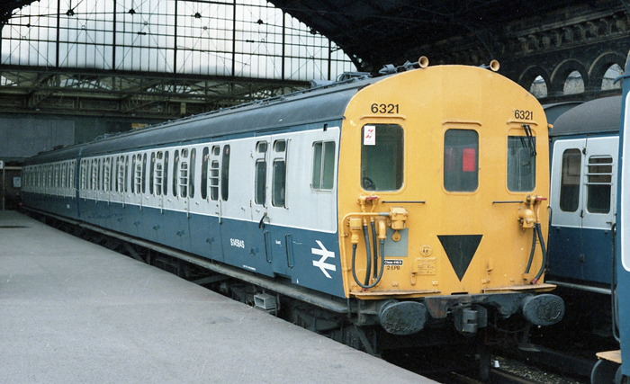 Broad Street in 1985: 2 EPB No. 416321