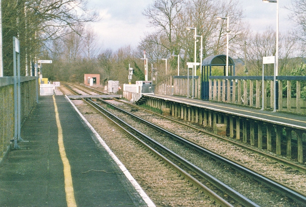 Beltring & Branbridges Halt: 12th February 2005
