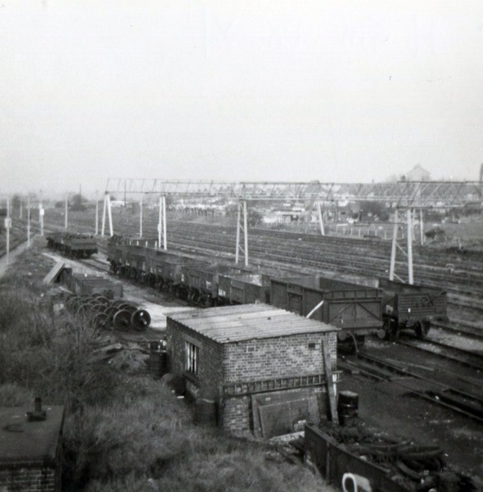 Hither Green Marshalling Yard: 1970s
