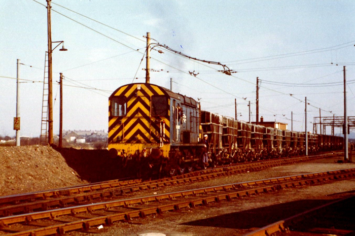 Hoo Junction: 7th March 1974