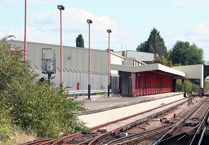 Tonbridge Sorting Centre: 2009